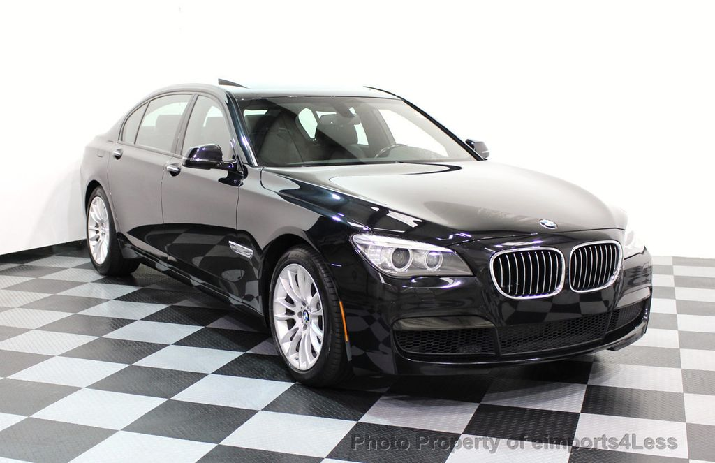 2015 BMW 7 Series CERTIFIED 740Ld xDRIVE Turbo Diesel AWD M Sport Package - 16816478 - 52