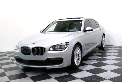 2015 BMW 7 Series - WBAYF8C51FD655452