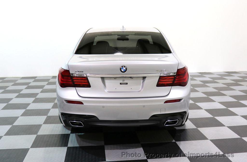 2015 BMW 7 Series CERTIFIED 750Li XDRIVE M SPORT AWD Distronic REAR SEAT PACKAGE
