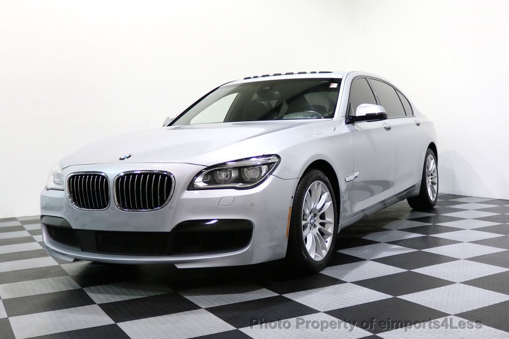 2015 BMW 750Li >> 2015 Used Bmw 7 Series Certified 750li Xdrive M Sport Awd Distronic Rear Seat Package At Eimports4less Serving Doylestown Bucks County Pa Iid