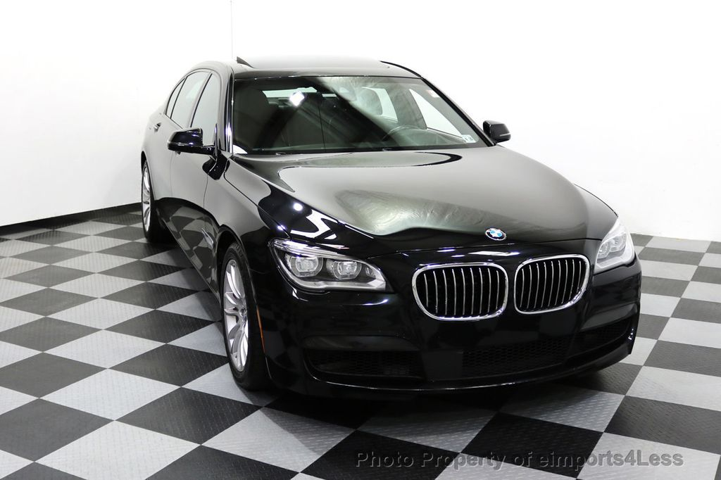 2015 BMW 7 Series CERTIFIED 750Li xDRIVE M Sport AWD Driver Assist PLUS  - 17759841 - 14