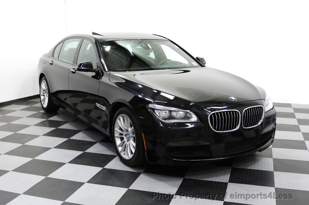 2015 BMW 7 Series CERTIFIED 750Li xDRIVE M Sport AWD Driver Assist PLUS  - 17759841 - 1