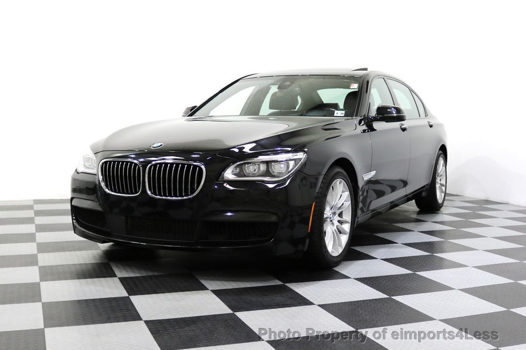 2015 BMW 7 Series CERTIFIED 750Li xDRIVE M Sport AWD Driver Assist PLUS  - 17759841 - 27