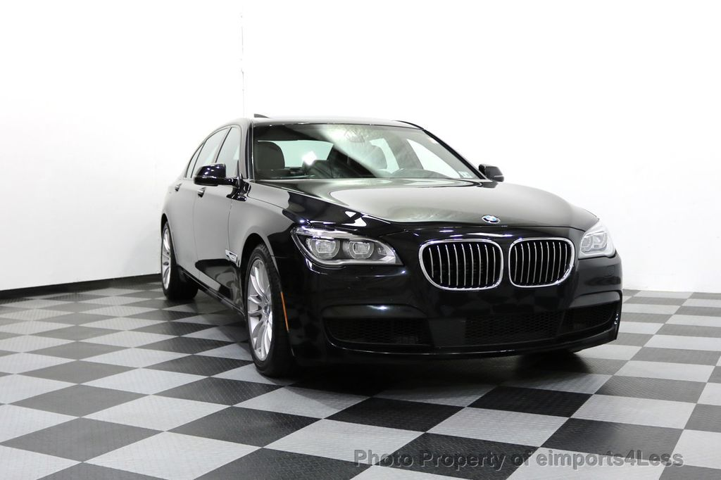 2015 BMW 7 Series CERTIFIED 750Li xDRIVE M Sport AWD Driver Assist PLUS  - 17759841 - 28