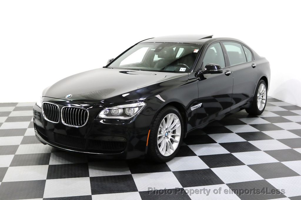 2015 BMW 7 Series CERTIFIED 750Li xDRIVE M Sport AWD Driver Assist PLUS  - 17759841 - 42