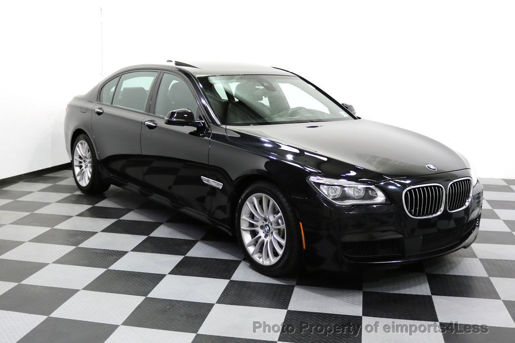 2015 BMW 7 Series CERTIFIED 750Li xDRIVE M Sport AWD Driver Assist PLUS  - 17759841 - 43