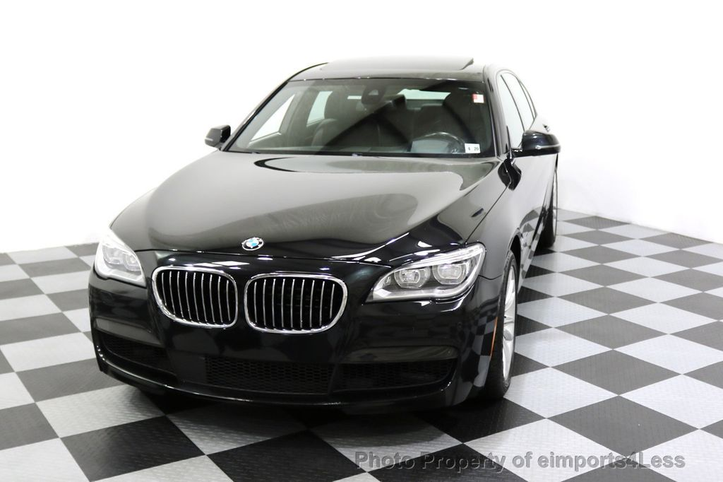 2015 BMW 7 Series CERTIFIED 750Li xDRIVE M Sport AWD Driver Assist PLUS  - 17759841 - 50