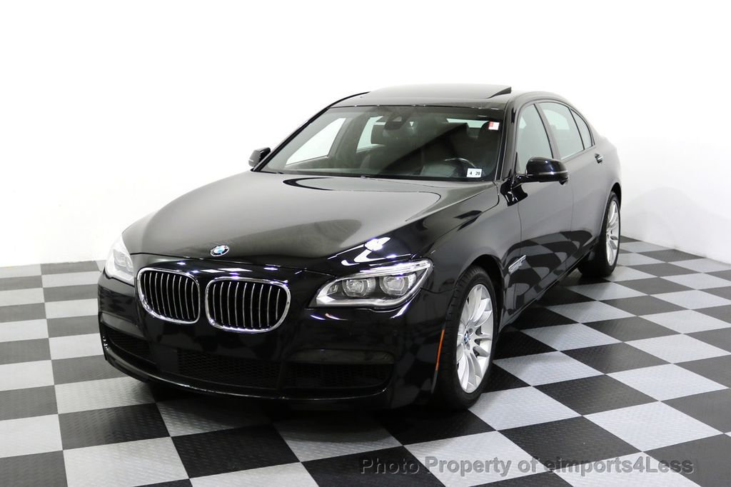 2015 BMW 7 Series CERTIFIED 750Li xDRIVE M Sport AWD Driver Assist PLUS  - 17759841 - 51