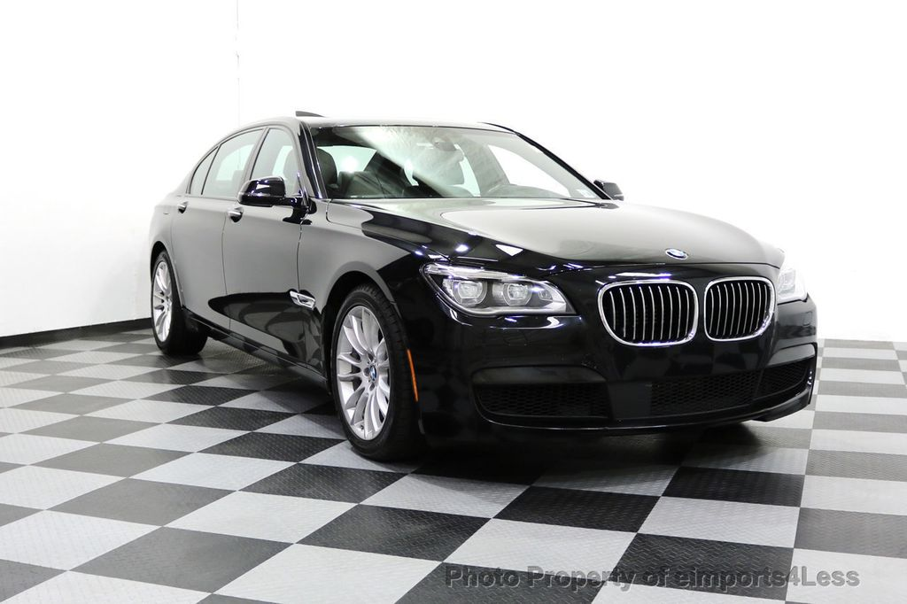 2015 BMW 7 Series CERTIFIED 750Li xDRIVE M Sport AWD Driver Assist PLUS  - 17759841 - 54