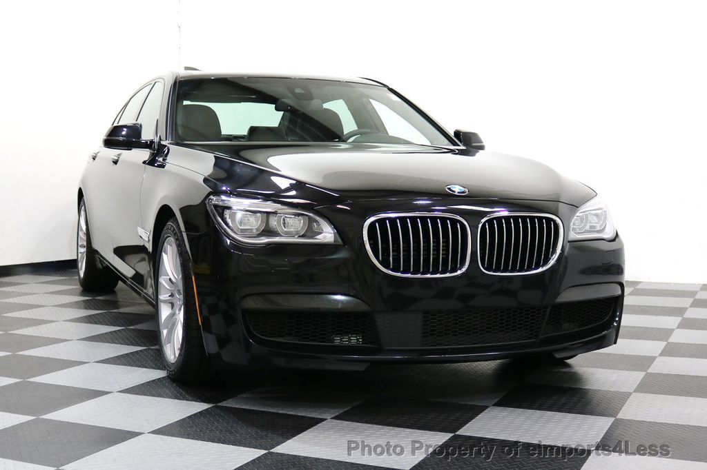 2015 BMW 7 Series CERTIFIED 750Li xDRIVE M Sport Package AWD BLIS CAM NAV - 17775874 - 15