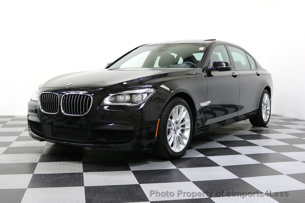 2015 BMW 7 Series CERTIFIED 750Li xDRIVE M Sport Package AWD BLIS CAM NAV - 17775874 - 28