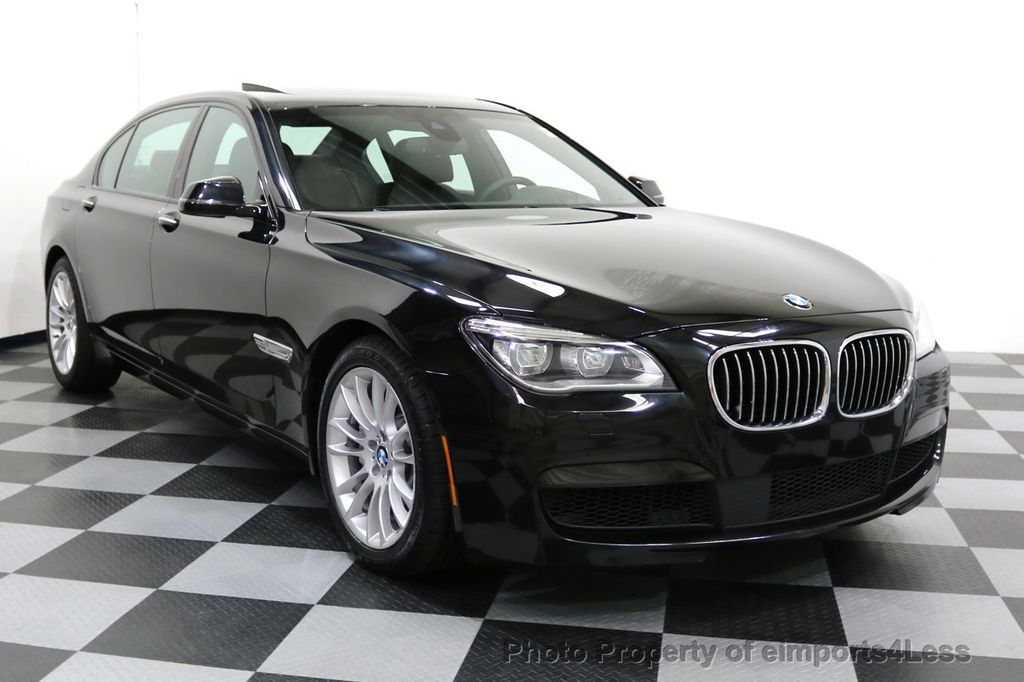 2015 BMW 7 Series CERTIFIED 750Li xDRIVE M Sport Package AWD BLIS CAM NAV - 17775874 - 29