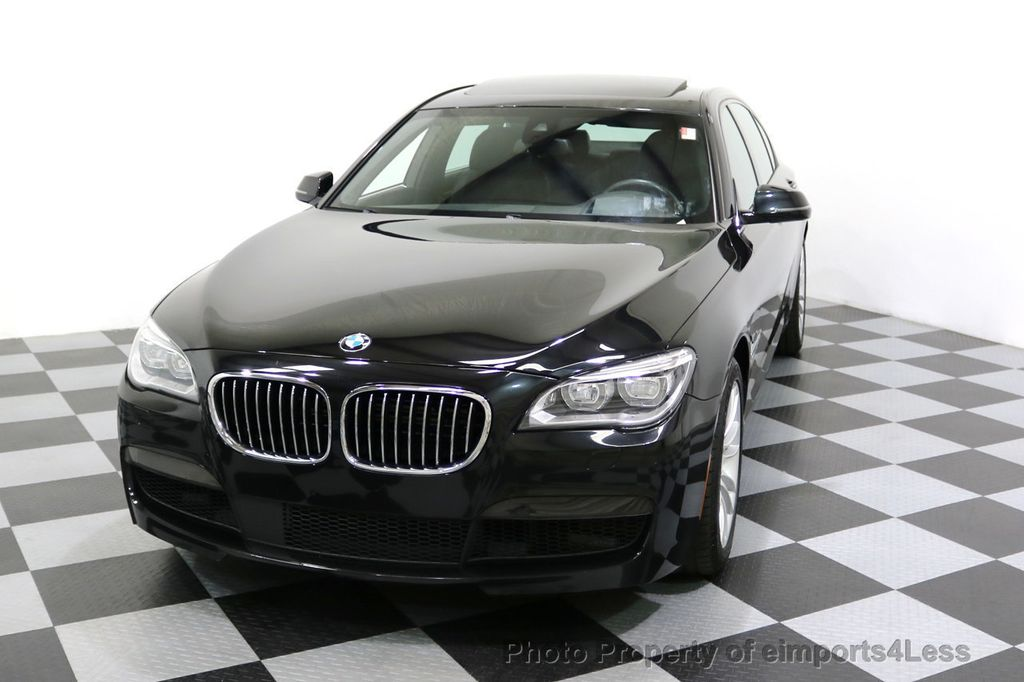 2015 BMW 7 Series CERTIFIED 750Li xDRIVE M Sport Package AWD BLIS CAM NAV - 17775874 - 44