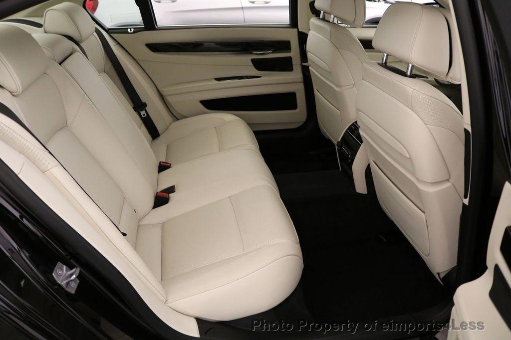 2015 BMW 7 Series CERTIFIED 750Li xDRIVE M SPORT RUBY BLACK EDITION - 16949156 - 9