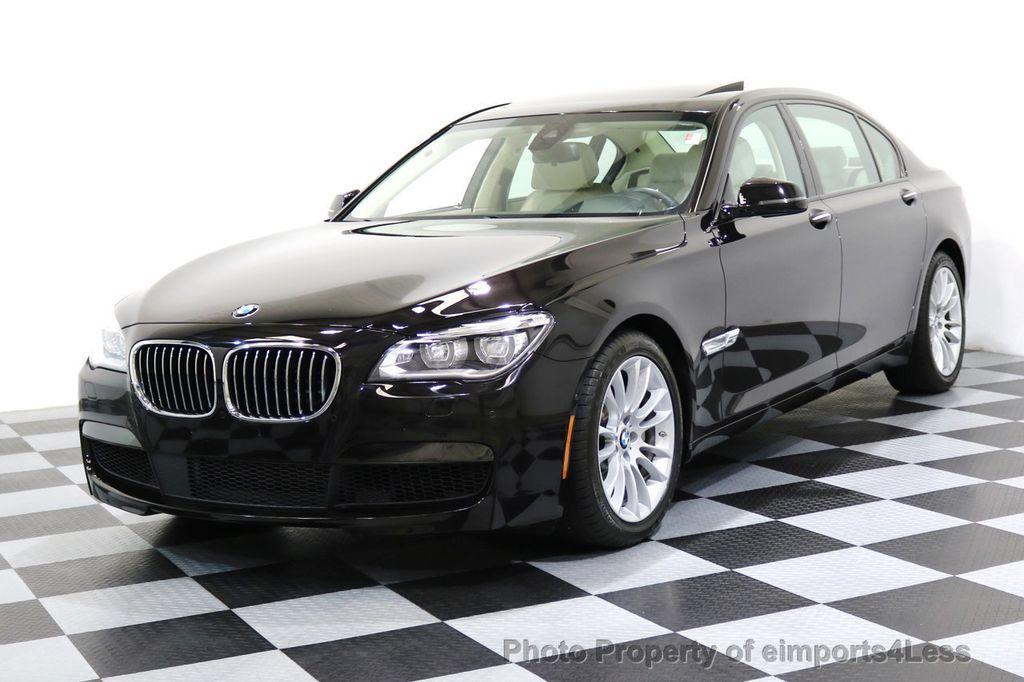 2015 BMW 7 Series CERTIFIED 750Li xDRIVE M SPORT RUBY BLACK EDITION - 16949156 - 12