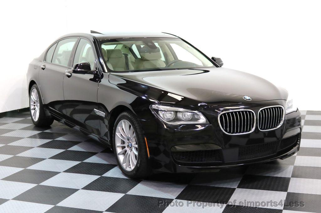 2015 BMW 7 Series CERTIFIED 750Li xDRIVE M SPORT RUBY BLACK EDITION - 16949156 - 13