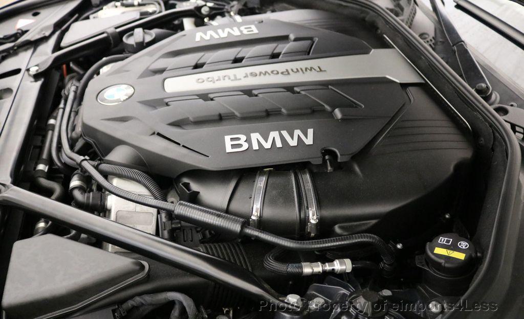 2015 BMW 7 Series CERTIFIED 750Li xDRIVE M SPORT RUBY BLACK EDITION - 16949156 - 17