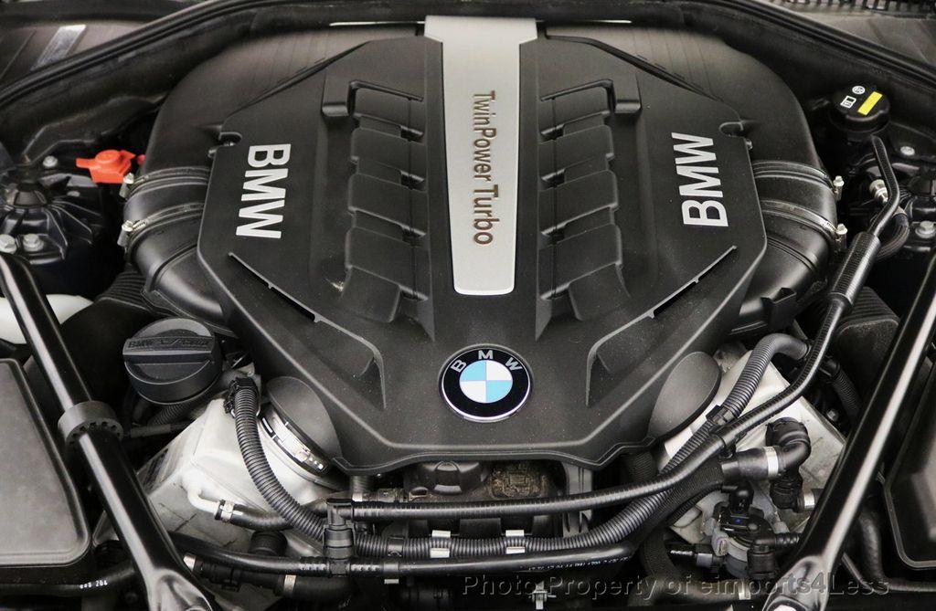 2015 BMW 7 Series CERTIFIED 750Li xDRIVE M SPORT RUBY BLACK EDITION - 16949156 - 18