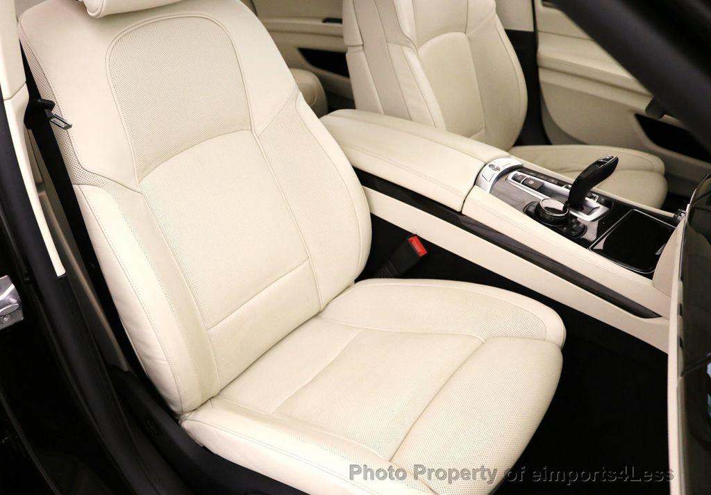 2015 BMW 7 Series CERTIFIED 750Li xDRIVE M SPORT RUBY BLACK EDITION - 16949156 - 22