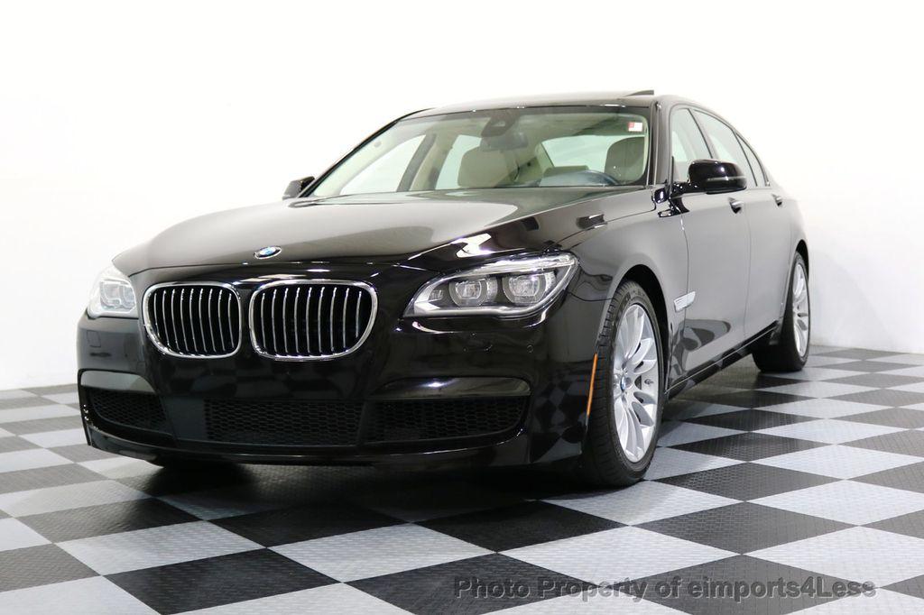2015 BMW 7 Series CERTIFIED 750Li xDRIVE M SPORT RUBY BLACK EDITION - 16949156 - 25