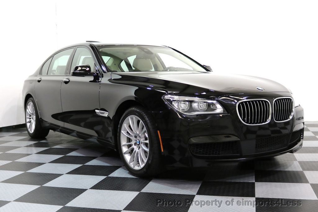2015 BMW 7 Series CERTIFIED 750Li xDRIVE M SPORT RUBY BLACK EDITION - 16949156 - 26