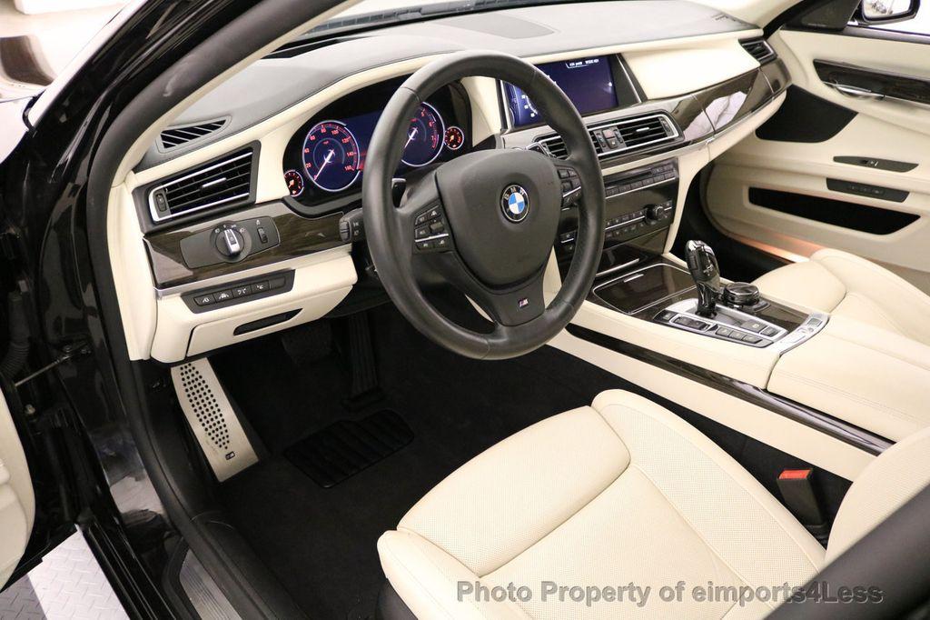 2015 BMW 7 Series CERTIFIED 750Li xDRIVE M SPORT RUBY BLACK EDITION - 16949156 - 30