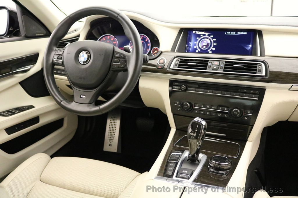 2015 BMW 7 Series CERTIFIED 750Li xDRIVE M SPORT RUBY BLACK EDITION - 16949156 - 31