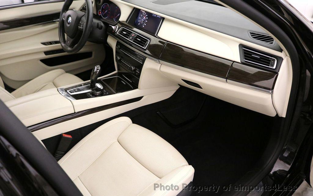 2015 BMW 7 Series CERTIFIED 750Li xDRIVE M SPORT RUBY BLACK EDITION - 16949156 - 32