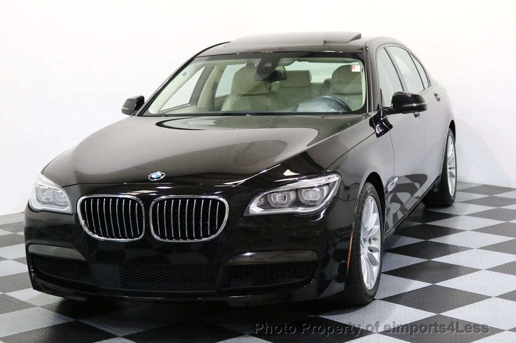 2015 BMW 7 Series CERTIFIED 750Li xDRIVE M SPORT RUBY BLACK EDITION - 16949156 - 38