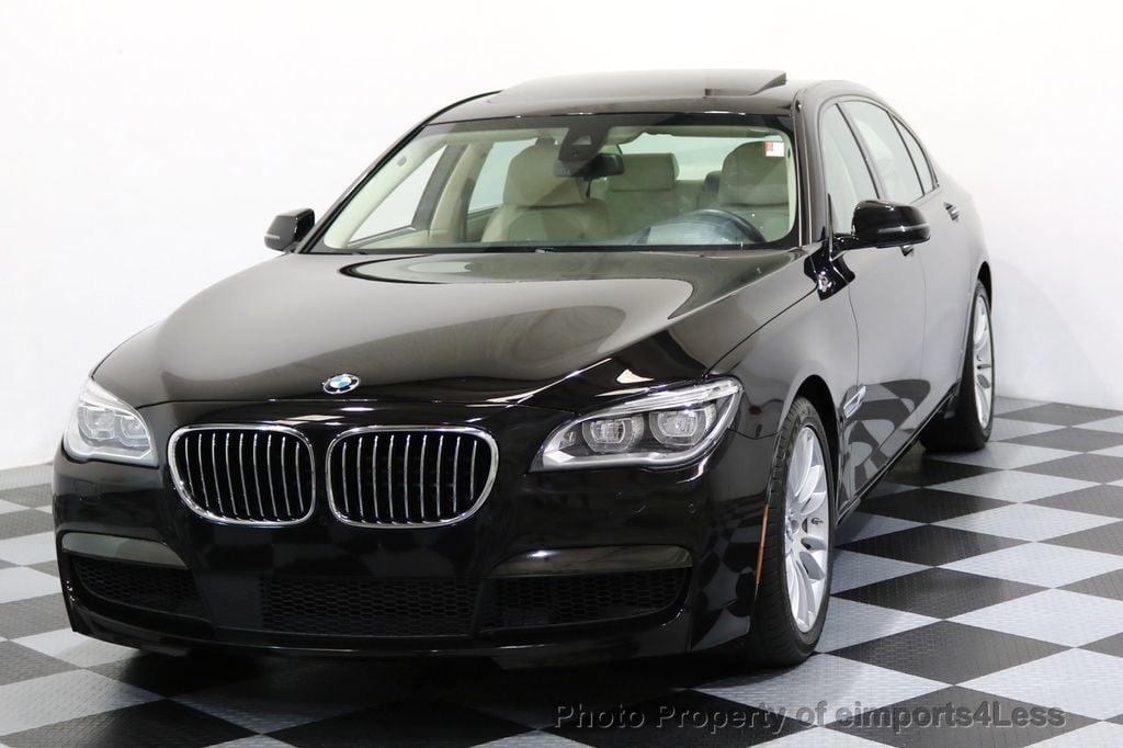 2015 BMW 7 Series CERTIFIED 750Li xDRIVE M SPORT RUBY BLACK EDITION - 16949156 - 38
