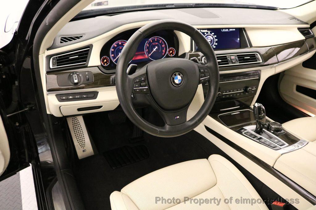 2015 BMW 7 Series CERTIFIED 750Li xDRIVE M SPORT RUBY BLACK EDITION - 16949156 - 42