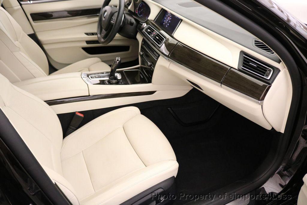 2015 BMW 7 Series CERTIFIED 750Li xDRIVE M SPORT RUBY BLACK EDITION - 16949156 - 43
