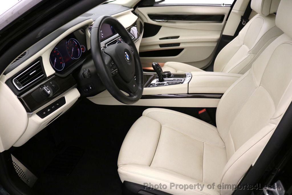 2015 BMW 7 Series CERTIFIED 750Li xDRIVE M SPORT RUBY BLACK EDITION - 16949156 - 44