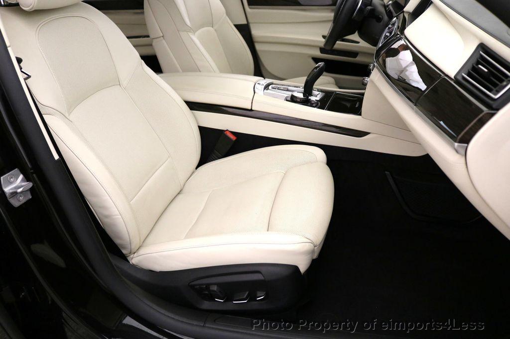 2015 BMW 7 Series CERTIFIED 750Li xDRIVE M SPORT RUBY BLACK EDITION - 16949156 - 45