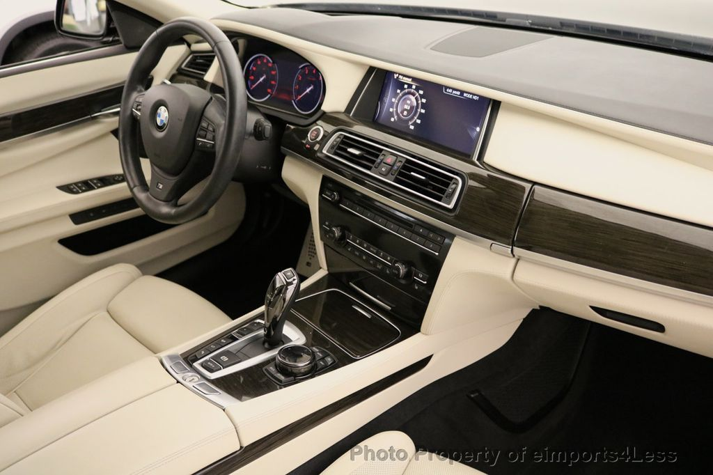 2015 BMW 7 Series CERTIFIED 750Li xDRIVE M SPORT RUBY BLACK EDITION - 16949156 - 47