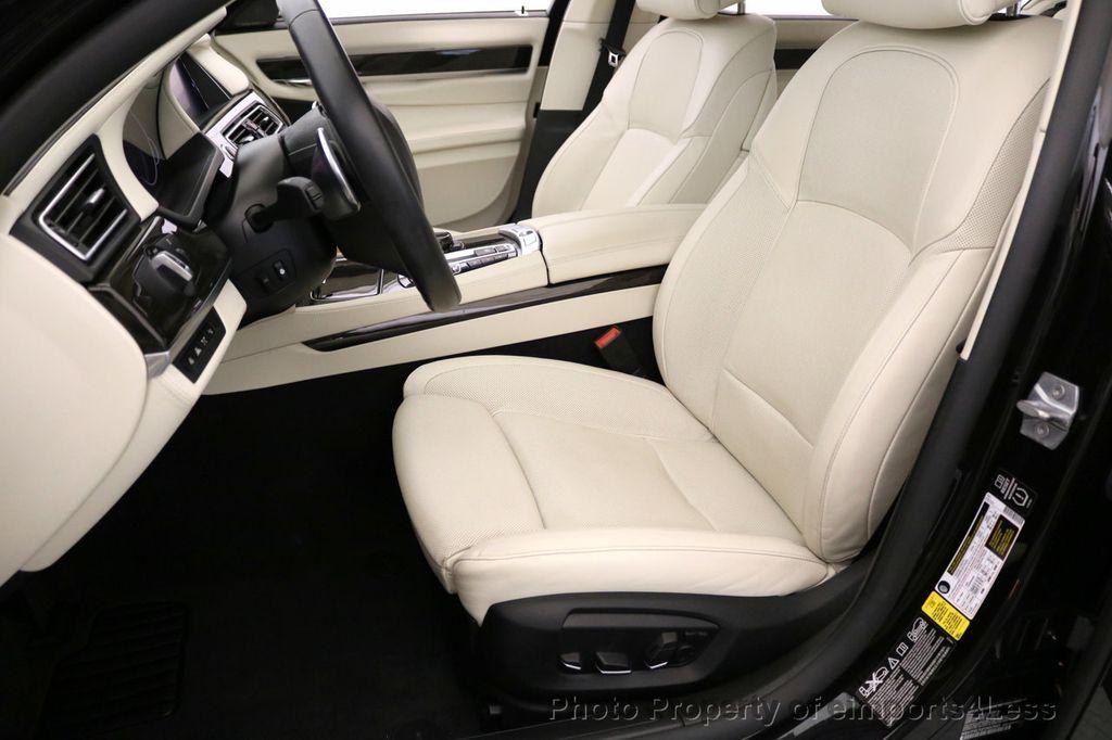 2015 BMW 7 Series CERTIFIED 750Li xDRIVE M SPORT RUBY BLACK EDITION - 16949156 - 48