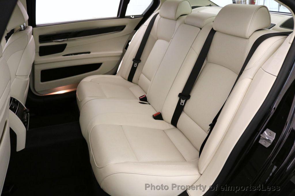 2015 BMW 7 Series CERTIFIED 750Li xDRIVE M SPORT RUBY BLACK EDITION - 16949156 - 50