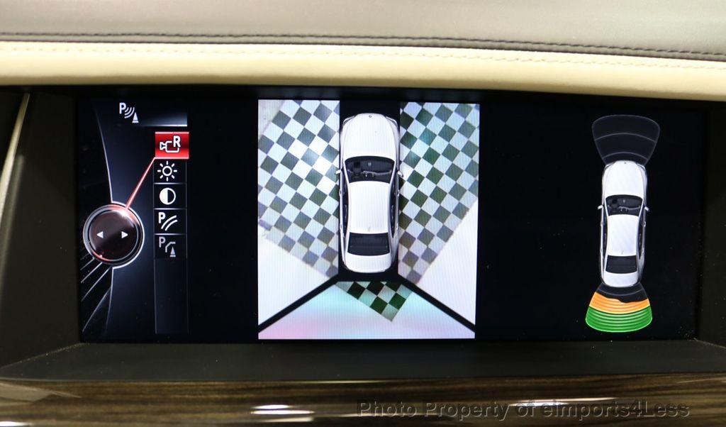 2015 BMW 7 Series CERTIFIED 750Li xDRIVE M SPORT RUBY BLACK EDITION - 16949156 - 5
