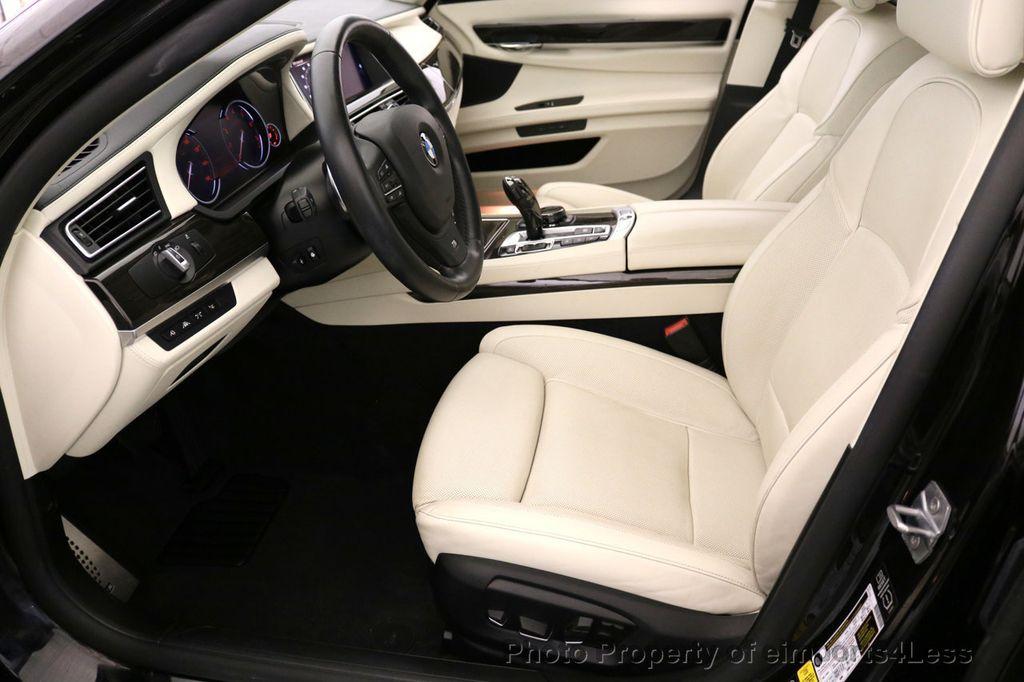 2015 BMW 7 Series CERTIFIED 750Li xDRIVE M SPORT RUBY BLACK EDITION - 16949156 - 6