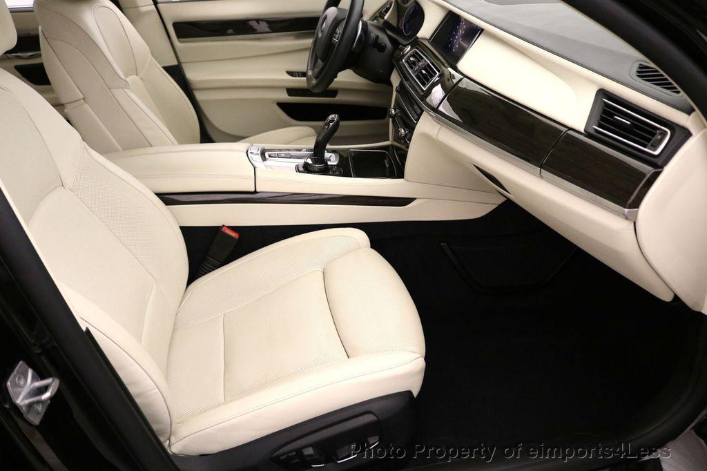 2015 BMW 7 Series CERTIFIED 750Li xDRIVE M SPORT RUBY BLACK EDITION - 16949156 - 7