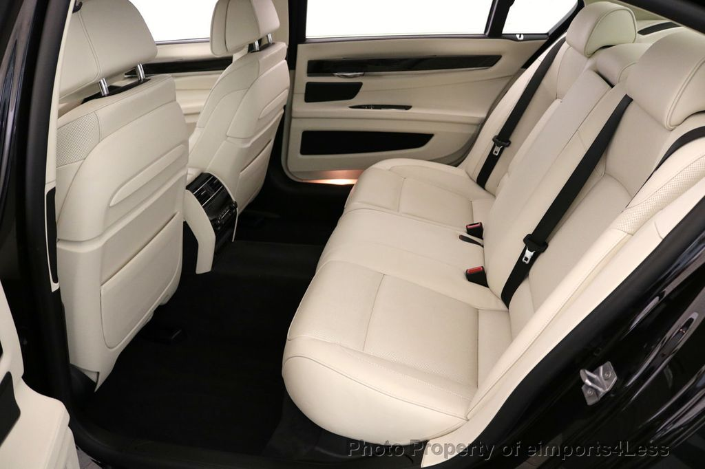 2015 BMW 7 Series CERTIFIED 750Li xDRIVE M SPORT RUBY BLACK EDITION - 16949156 - 8