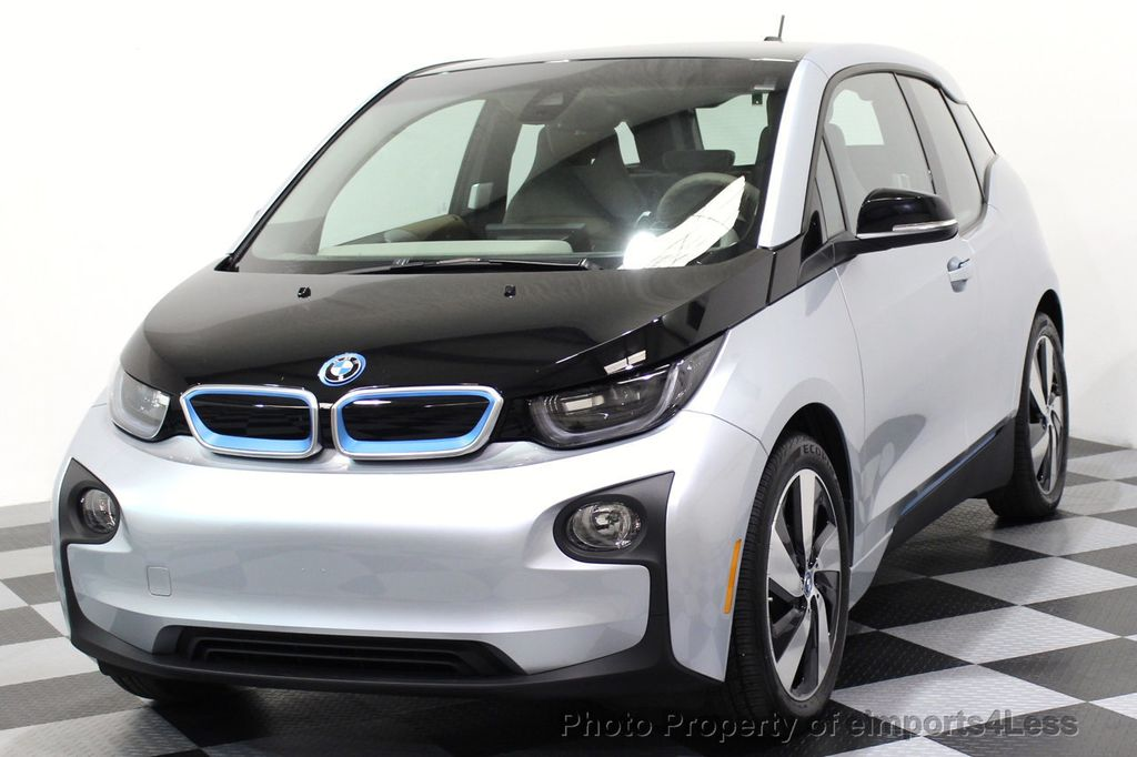 2015 BMW i3 CERTIFIED i3 GIGA WORLD Active Cruise TECH NAVI - 17517249 - 0