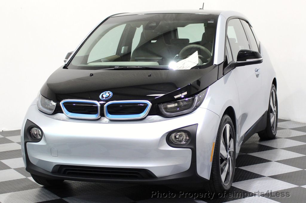 2015 BMW i3 CERTIFIED i3 GIGA WORLD Active Cruise TECH NAVI - 17517249 - 13