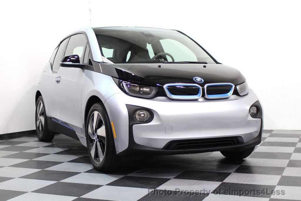 2015 BMW i3 CERTIFIED i3 GIGA WORLD Active Cruise TECH NAVI - 17517249 - 14