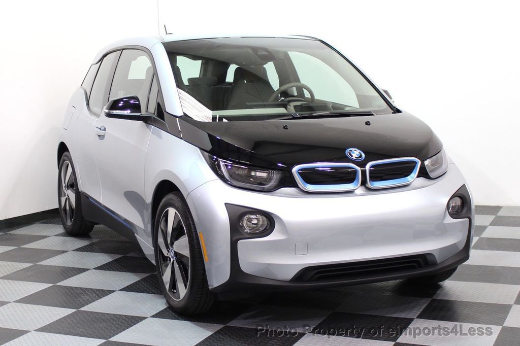 2015 BMW i3 CERTIFIED i3 GIGA WORLD Active Cruise TECH NAVI - 17517249 - 1