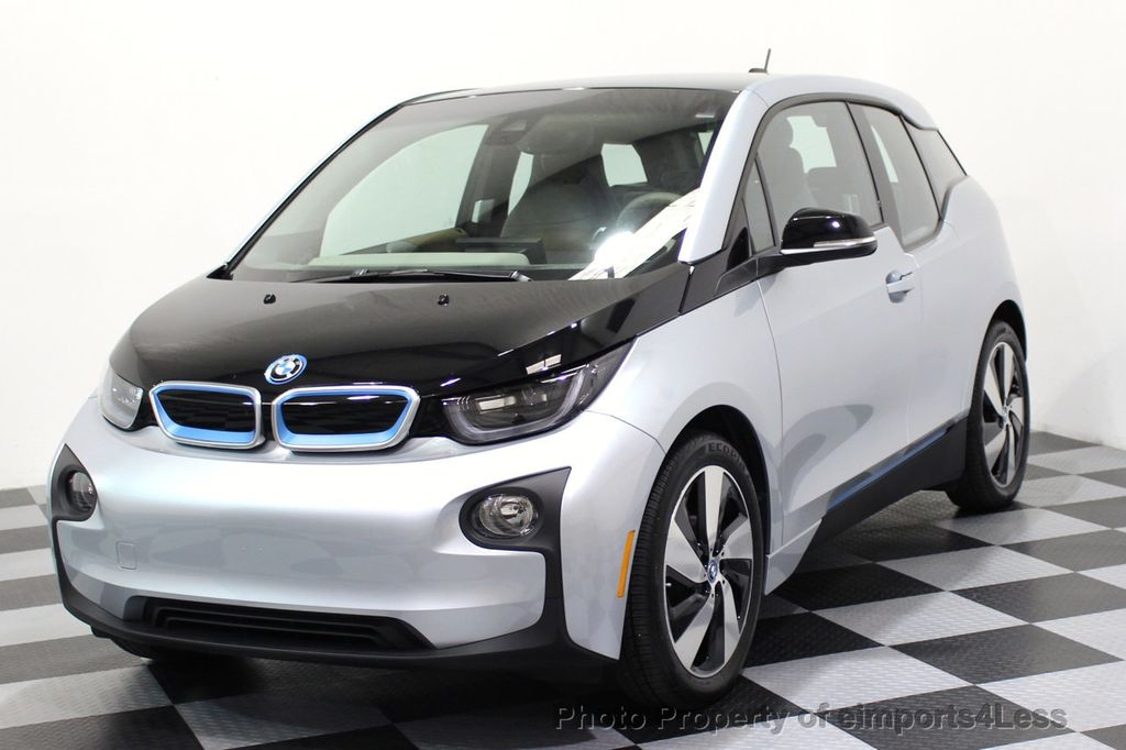 2015 BMW i3 CERTIFIED i3 GIGA WORLD Active Cruise TECH NAVI - 17517249 - 25