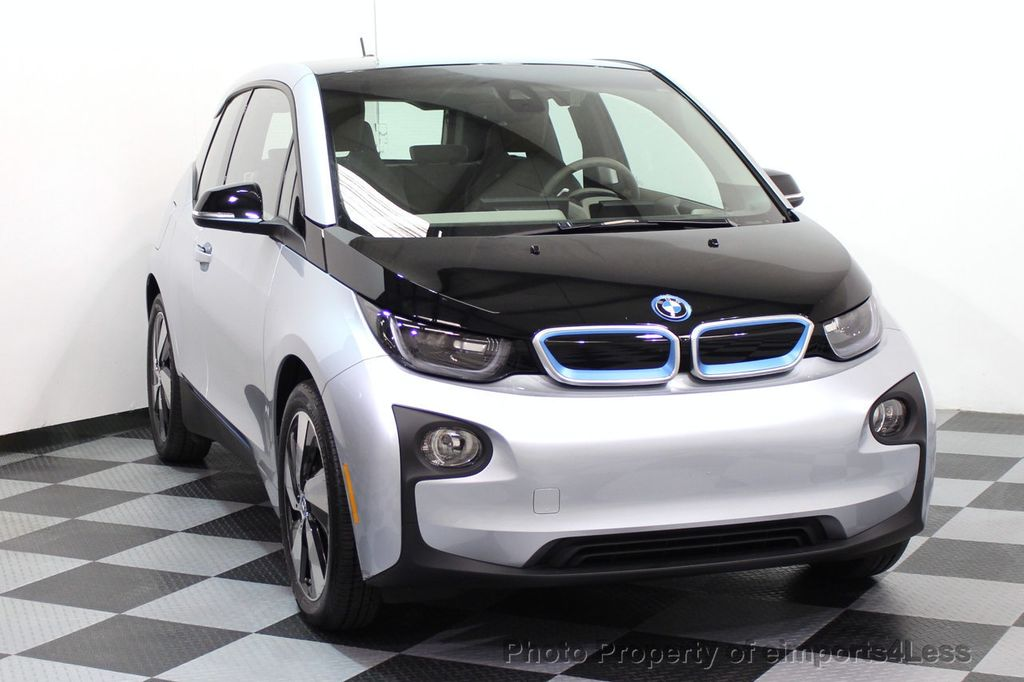 2015 BMW i3 CERTIFIED i3 GIGA WORLD Active Cruise TECH NAVI - 17517249 - 26