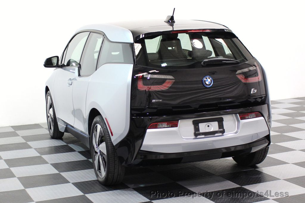 2015 BMW i3 CERTIFIED i3 GIGA WORLD Active Cruise TECH NAVI - 17517249 - 2