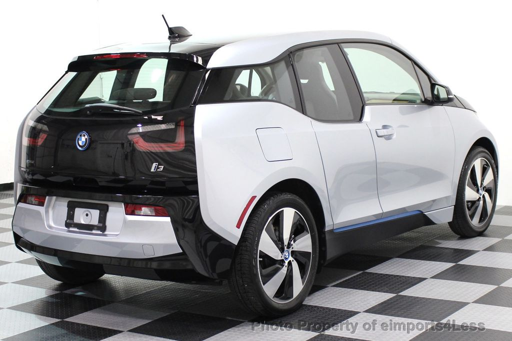 2015 BMW i3 CERTIFIED i3 GIGA WORLD Active Cruise TECH NAVI - 17517249 - 29