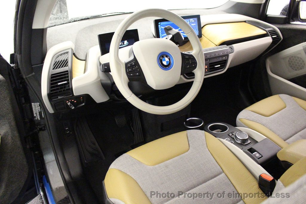 2015 BMW i3 CERTIFIED i3 GIGA WORLD Active Cruise TECH NAVI - 17517249 - 32